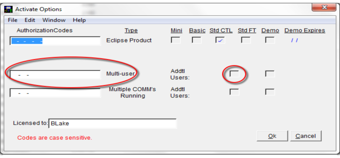 Upgrading to an Eclipse Multi-User License and Installing a Node