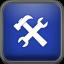 Pathfinder tools button