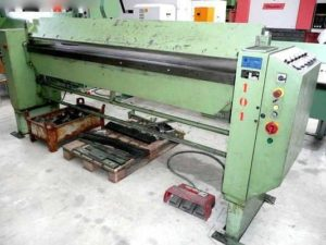 Schechtl Folding Machine