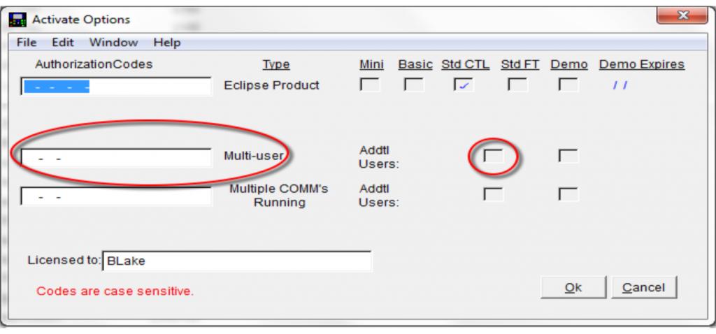 Eclipse Multi User Installer multi user code